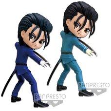 Q Posket Rurouni Kenshin: Meiji Swordsman Romantic Story Hajime Saito