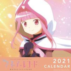 Magia Record: Puella Magi Madoka Magica Side Story 2021 Calendar B