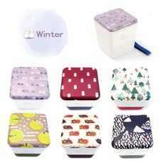temahima -atelier saison- Winter Lunch Box Collection