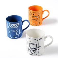 Life Is Domo Mugs