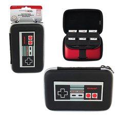 New 3DS XL Retro NES Hard Pouch Case