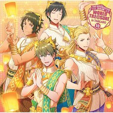 THE IDOLM@STER: SideM World Tre@sure CD 10