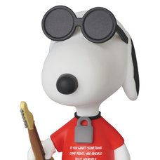 Ultra Detail Figure Peanuts Series 4: Punk Snoopy