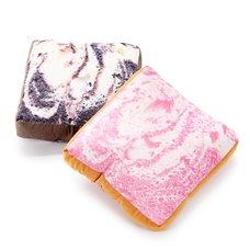 Fans Mochi Mochi Marble Bread Cushions