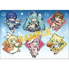 Vocaloid Clear File Collection: Sacanahen Ver.