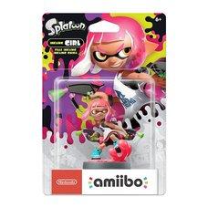 Splatoon Inkling Girl amiibo (Neon Pink)