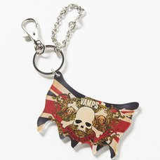 VAMPS Live 2014: London Mirror Keychain