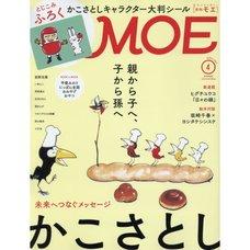 Moe April 2021