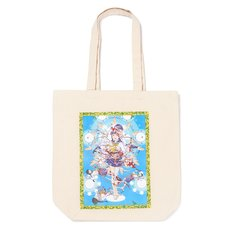 Shintaro Kago Natural Tote Bag