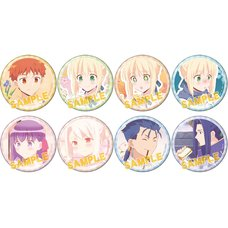 Today's Menu for Emiya Family Mogumogu Character Badge Collection Box Set