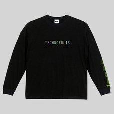 moon TECHNOPOLIS → ??? Long Sleeve T-Shirt