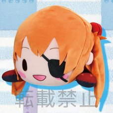 Mega Jumbo Lying Down Plush Evangelion: 3.0+1.0 Asuka Shikinami Langley: Plugsuit Ver. feat. Sangatsu Youka