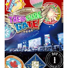 The Idolm@ster: SideM 4th Stage ~Tre@sure Gate~ Live Blu-ray Smile Passport Day 1 (Regular Edition)