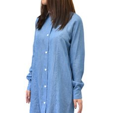 Hatsune Miku Denim Shirt Dress