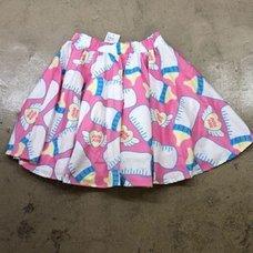 ACDC RAG Baby Flared Skirt