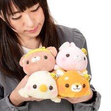 Daramofu-san Honey Animal Plush Collection (Standard)