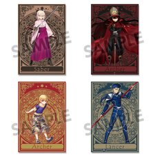 Fate/Grand Order Postcard Set Vol. 5