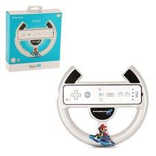 Wii U Mario Kart 8 Mario Racing Wheel