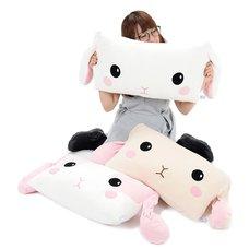 Pote Usa Loppy Mochifuwa Square Cushion Collection