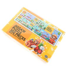 Super Mario Maker History Jigsaw Puzzle