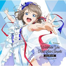 Beginner's Sailing | Love Live! Sunshine!! You Watanabe First Solo Concert Album (2-Disc Set)