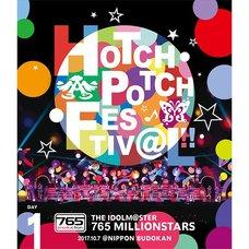 The Idolm@ster 765 Million Stars Hotch Potch Festiv@l!! Live Blu-ray Day 1