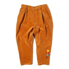 [PDS x Pac-Man] Master Beige Corduroy Pants
