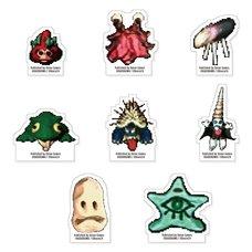 moon Pixel Mascots Ver. 2 Box Set
