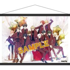 Tsukiuta the Animation B2 Tapestry