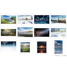 Vinland Saga Art Postcard Set