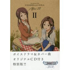 The Idolm@ster Cinderella Girls After 20 Vol. 2 Special Edition w/ CD