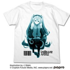 Hatsune Miku Kuroha Ai Ver. T-Shirt