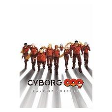Cyborg 009: Call of Justice Original Soundtrack