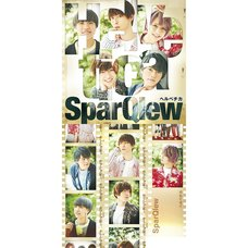 SparQlew 2nd Single CD