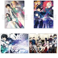 The Irregular at Magic High School Clear File Collection