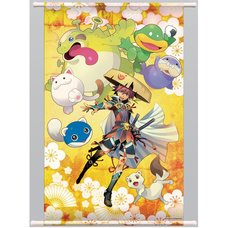 Mystery Dungeon: Shiren the Wanderer 5+ Tapestry