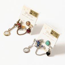 Osewaya Alice in Wonderland Rabbit Earrings