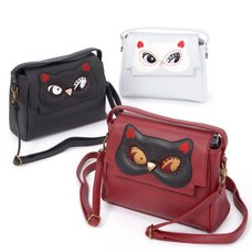 FLAPPER Cat Mask Girl 3-Way Bag