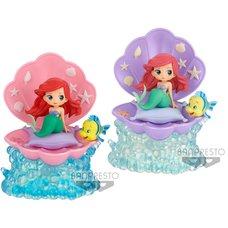 Q Posket Stories Disney Characters Ariel