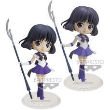 Q Posket Sailor Moon Eternal the Movie Super Sailor Saturn