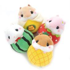 Coroham Coron Fruits Hamster Plush Collection (Standard)