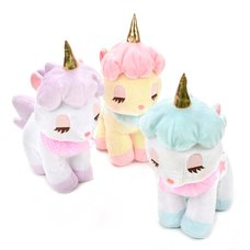 Unicorn no Cony Pastel Frill Plush Collection (Big)