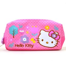 Hello Kitty Happy Woods Pen Pouch