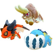 Monster Hunter Plush Collection Vol. 10