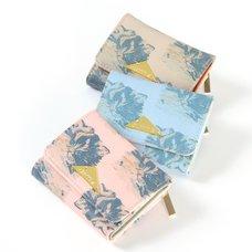 FLAPPER Mofu Neko Trifold Wallet