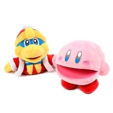 Kirby PuPuPu Puppet Collection