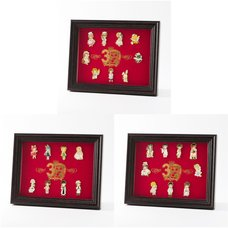 CLAMP 30th Anniversary Memorial Pins Set (3 Types)