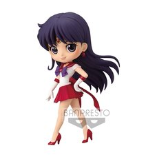 Q Posket Pretty Guardian Sailor Moon Eternal the Movie Super Sailor Mars (Re-run)