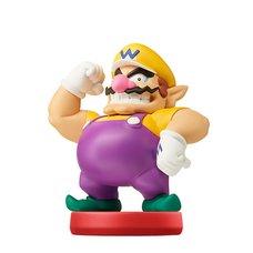 Super Mario Wario amiibo