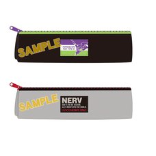 Rebuild of Evangelion Bicolor Zipper Pen Case Collection